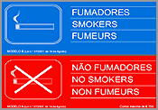 Disticos da Lei do Tabaco