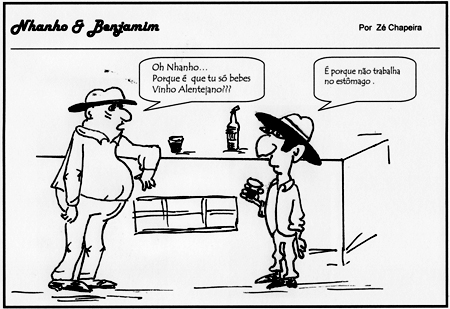 «Nhanho & Benjamim»(18-2-2008)