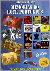 «Memórias do Rock Português» de AristidesDuarte