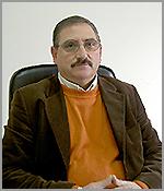 Rui Meirinho Monteiro, presidente da Junta de Freguesia doSoito