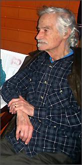 O poeta Fernando Pinto Ribeiro