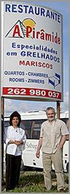 Clara e José Cardoso