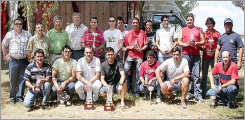 Entrega dosprémios do 5.º Torneio de Futsal (foto Câmara Municipal do Sabugal)