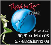 Rock In Rio-Lisboa 2008