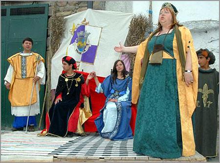 Galeria de Imagens da Feira Medieval em Vilar Maior