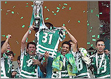 Sporting vence Taça de Portugal