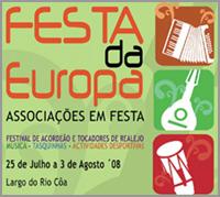 Festa da Europa - Associações em Festa