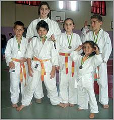 Judocas Sabugalenses em Gouveia