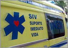 Ambulância SIV