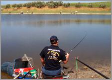 Pescador desportivo
