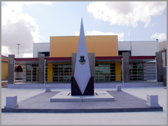 Monumento Comemorativo da Elevação da Mêda a Cidade