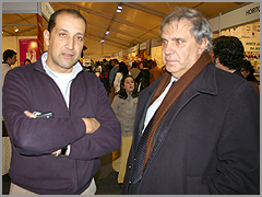 Paulo Mourão (presidente da Assembleia Municipal) e João Mourato (presidente da Câmara Municipal da Mêda)
