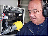 Padre Júlio na Rádio Despertar