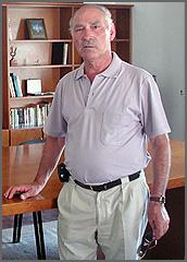 Manuel Rasteiro (presidente da Junta de Freguesia do Sabugal)