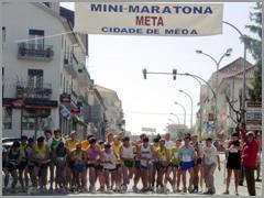 Mini-Maratona da Mêda