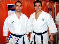 Rui Jerónimo e Luca Valdesi