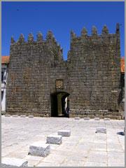 Porta d'El Rey em Trancoso