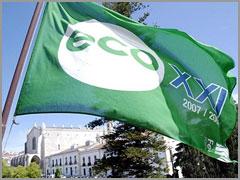 Bandeira Eco XXI