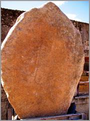 Estátua Menir em Longroiva