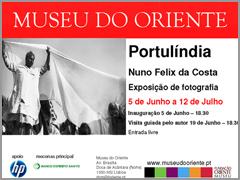 Exposição «Portulíndia» no Museu do Oriente