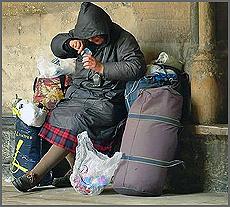 Pobreza aumentou
