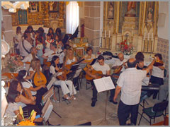 Orquestra na Rebolosa