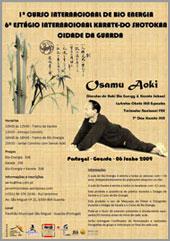 Curso de Karate e Bio Energia na Guarda - AEKS