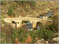 Ponte de Sequeiros - Valongo do Côa - Foto de Luís Silvestre