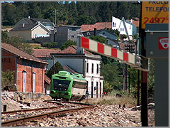 Estação do Barracão - Sabugal