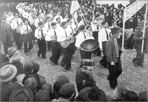 Cortejo de Oferendas - 1947 - Soito