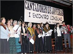 Cantar Janeiras - Mêda