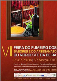 Feira Fumeiro Sabores Artesanato Nordeste Beira