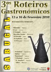 Roteiros Gastronómicos do Sabugal - 13 a 16 de Fevereiro