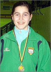 Ana Sofia Figueiredo - Judo - Sporting Clube Sabugal