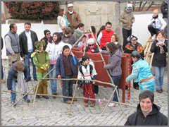 Carnaval em Aldeia do Bispo - 2010