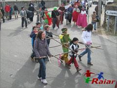 Carnaval - Aldeia do Bispo - 2010 - Raiar