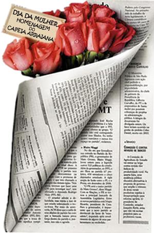 Dia Internacional da Mulher - Capeia Arraiana