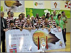 Campeonato Europa Futsal INAS-FID - Guarda