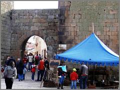 Feira Medieval em Castelo Mendo - Almeida