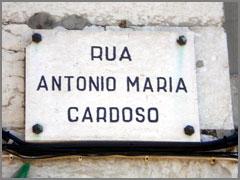 PIDE - Rua António Maria Cardoso