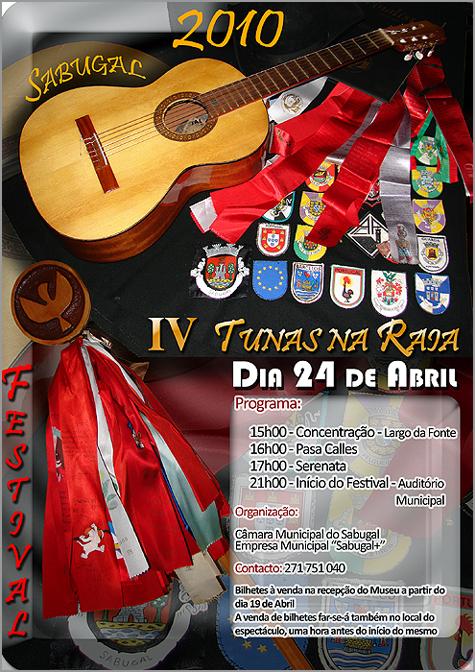 IV Festival de Tunas - Sabugal