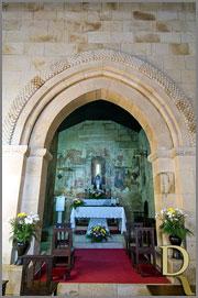 Igreja de Nossa Senhora da Fresta - Trancoso - Foto de Dias dos Reis