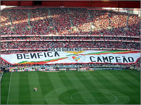 Sport Lisboa Benfica - Campeão Nacional Futebol 2009-2010