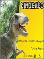 Exposição de Dinossáurios - Castelo Branco