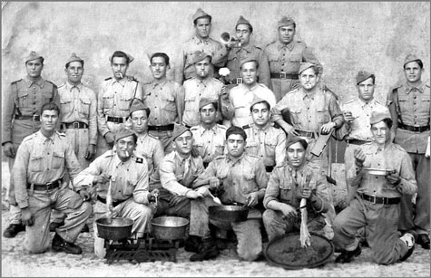 Sabugalenses no Instituto de Altos Estudos Militares - 1948