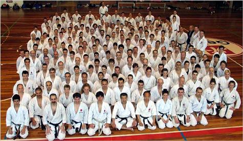 2.º Curso Internacional de Karate JKA e Aoki Bio-Energia - Bilbao