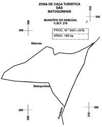 Reserva Caça - Batoquinhas - Aldeia da Ribeira - Sabugal