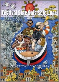 Festival Sete Sóis Sete Luas - FSSSL