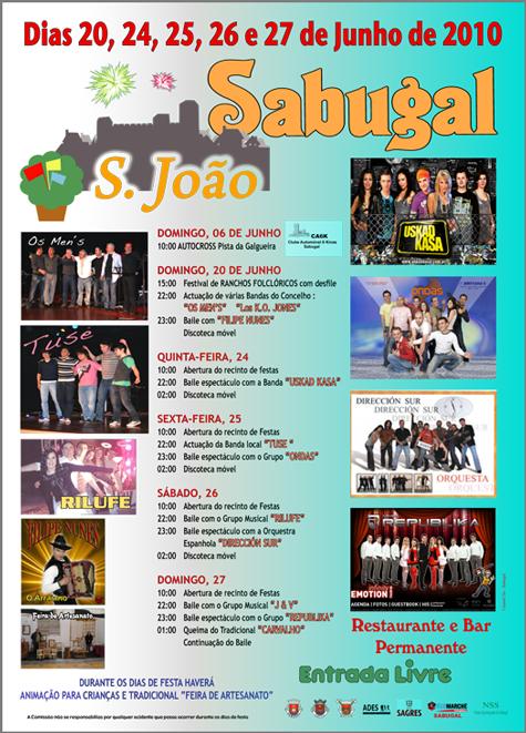 Festas São João 2010 - Sabugal