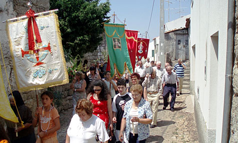 Festas de Agosto - António Cabanas - Terras do Lince - Capeia Arraiana
